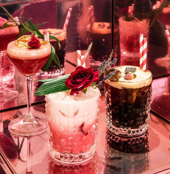 Fauchon L'Hôtel Paris Cocktails créations