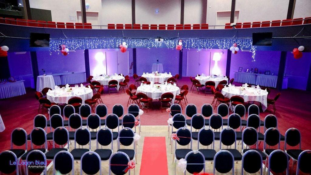 Casino De Royat Salle Théâtre - Format réunion et soirée dansante