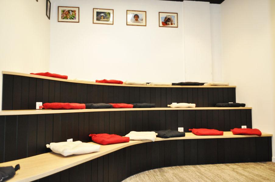 Clockwork Coworking Café Auditorium