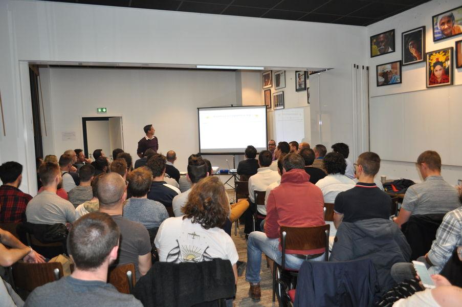 Clockwork Coworking Café Salle de conférence