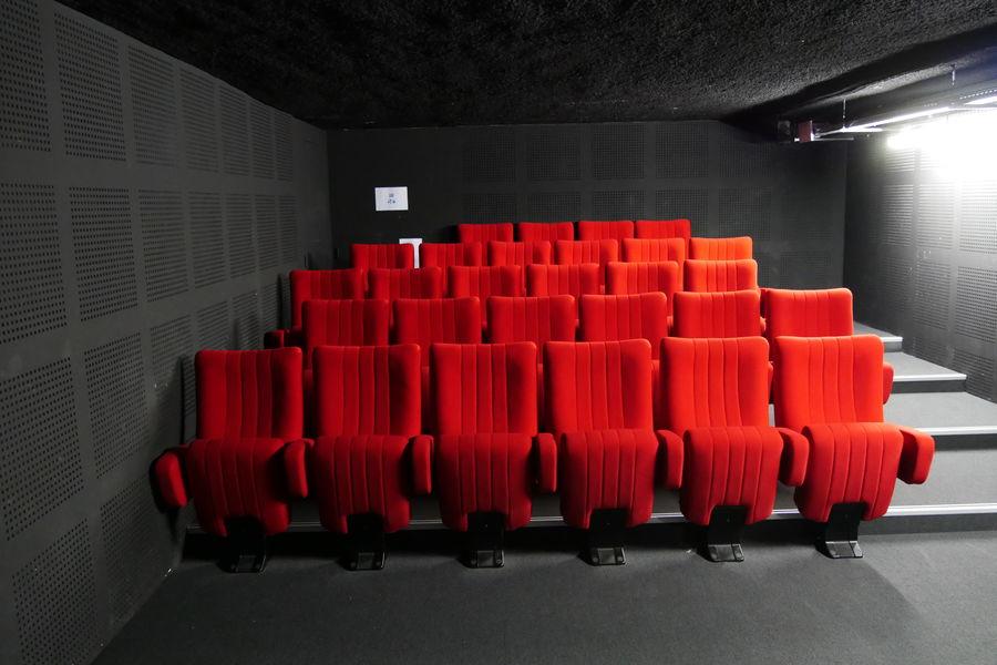 Liberté Living Lab Cinéma
