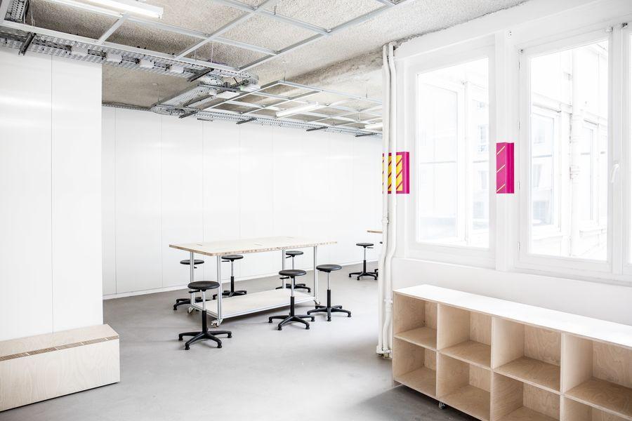 Liberté Living Lab Atelier B