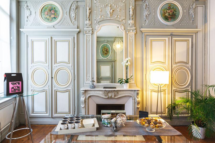 Maison Petrowski Le Boudoir