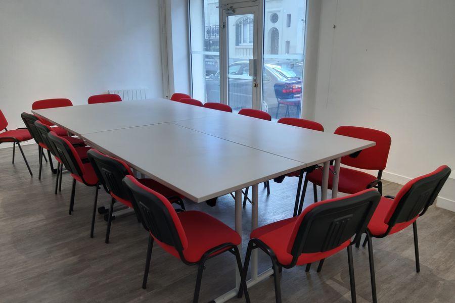 Certalys Salle de formation/réunion