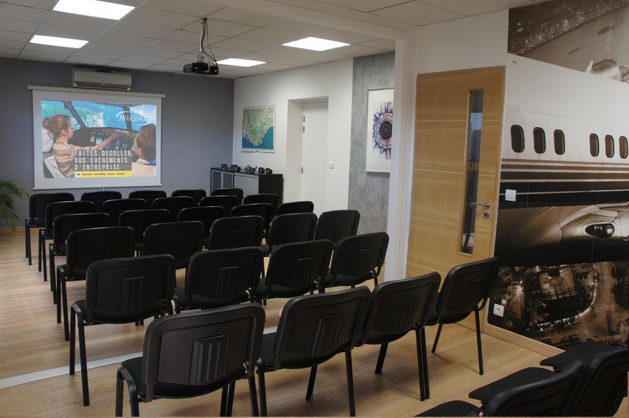 Aviasim Aix En Provence Salle de séminaire