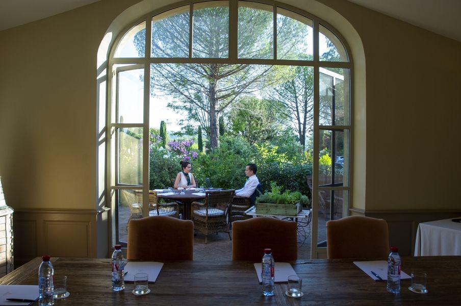 Château de Berne Hôtel & Spa ***** Salle des vignes