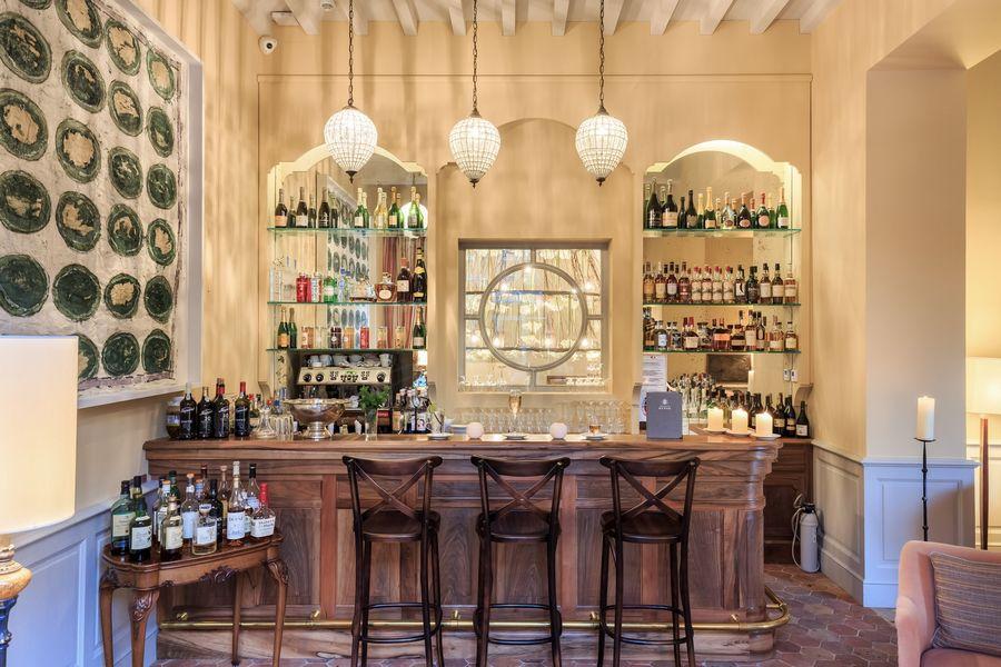 Château de Berne Hôtel & Spa ***** Le Bar