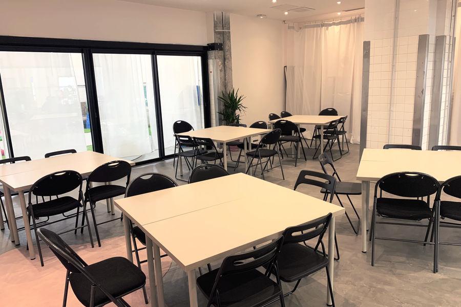 The Sun Project LEARNING ROOM en mode Workshop