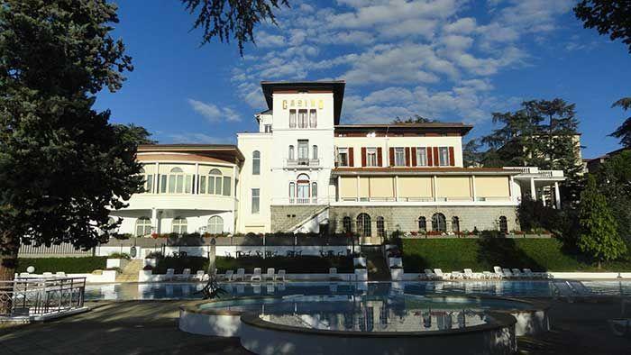 Casino de Saint-Galmier - Le Lion Blanc Extérieur