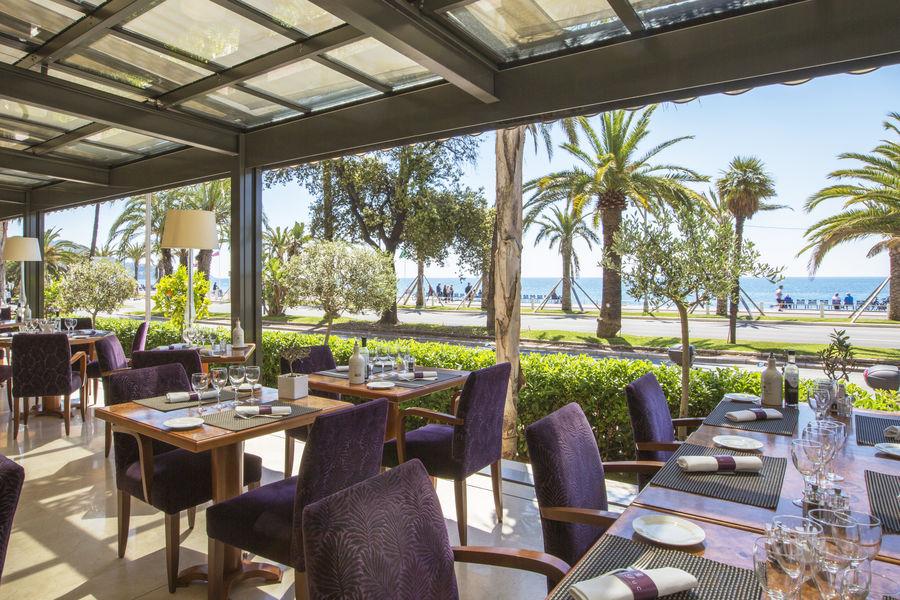 Westminster Hôtel & Spa Nice **** Restaurant Le Duc - Terrasse vue mer