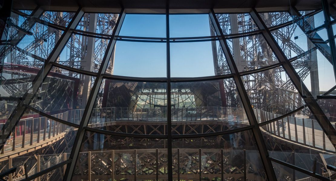 Salon Gustave Eiffel  1