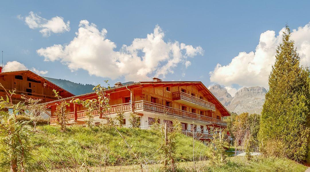 Le Chalet La Terrasse du Mont-Blanc 13