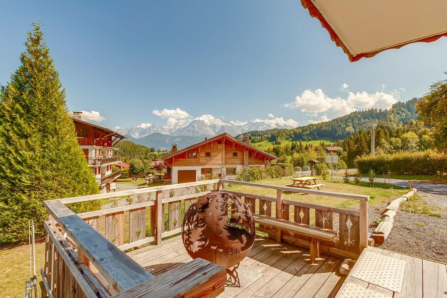Le Chalet La Terrasse du Mont-Blanc 12