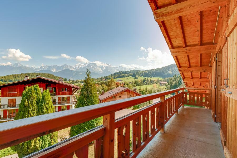 Le Chalet La Terrasse du Mont-Blanc 1
