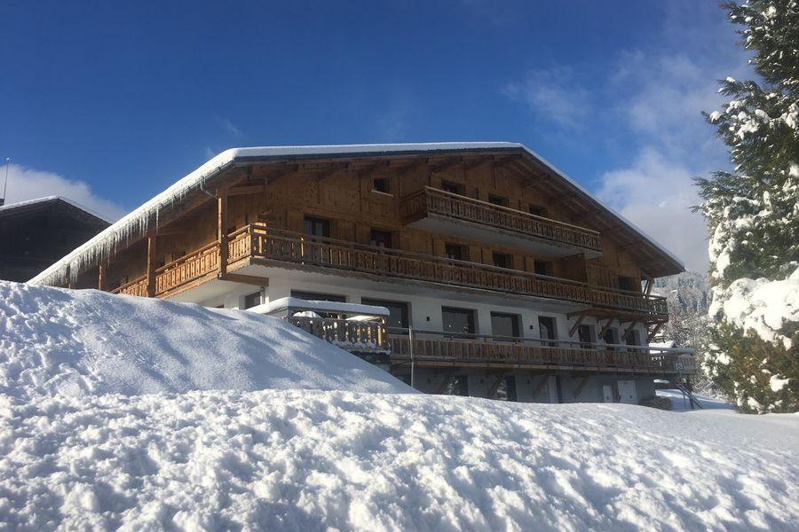 Le Chalet La Terrasse du Mont-Blanc 19