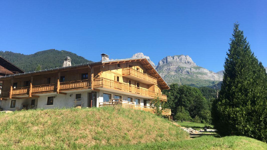Le Chalet La Terrasse du Mont-Blanc 20