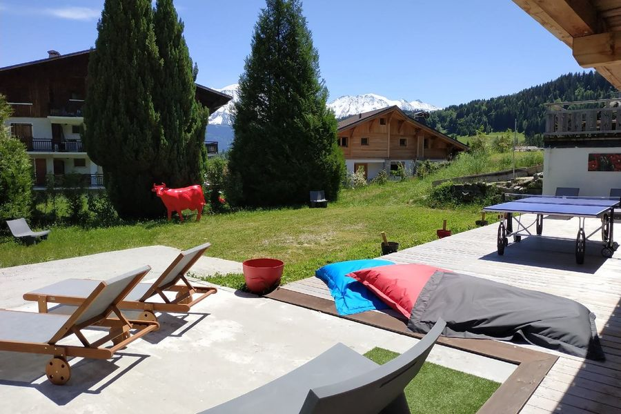 Le Chalet La Terrasse du Mont-Blanc 15