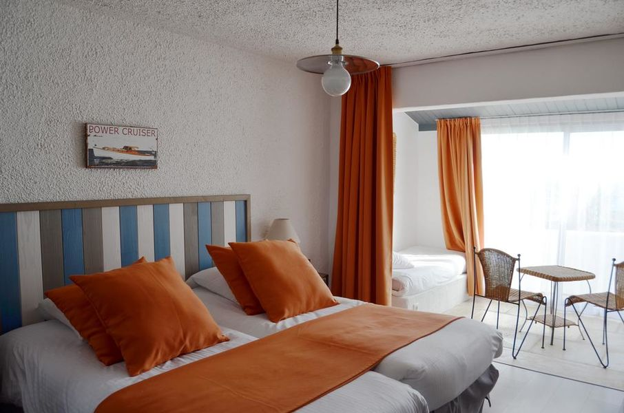 Hotel Punta Lara**** Chambre