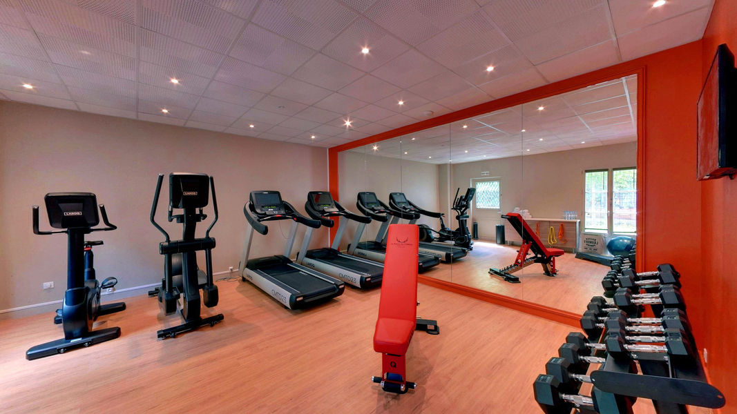 Mercure Relays du Château **** Salle de fitness