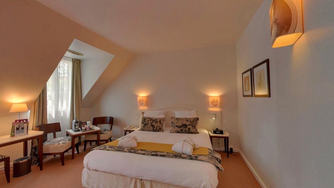 Mercure Relays du Château **** Chambre