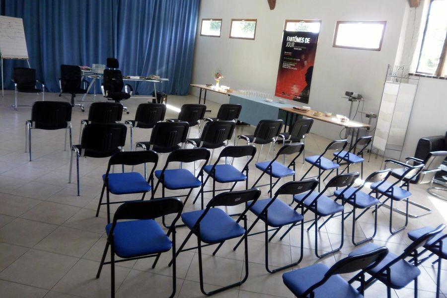 Domaine de Toussacq Grande salle de réunion