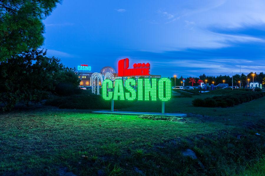 Casino d'Andernos Casino d'Andernos Le Miami- Extérieur