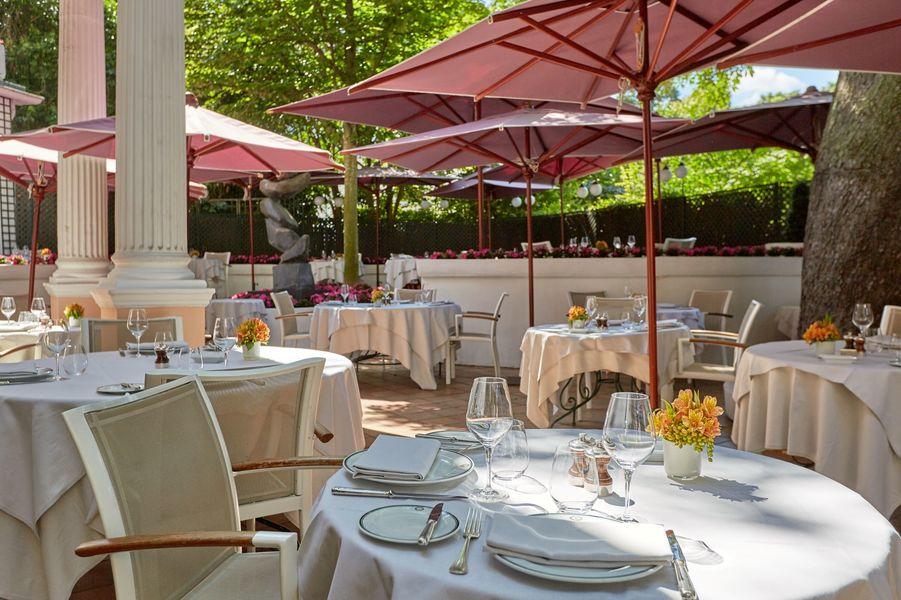 Restaurant Laurent Terrassse - rez de chaussée