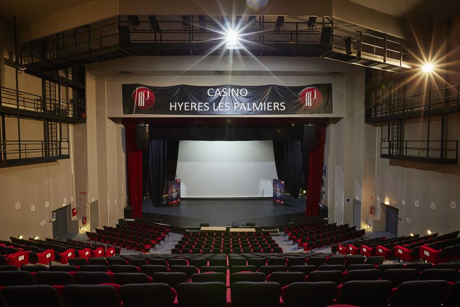 Casino Hôtel Des Palmiers - Hyéres Auditorium