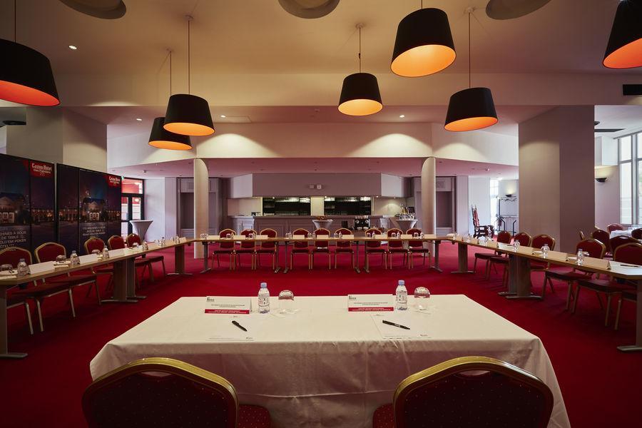 Casino Hôtel Des Palmiers - Hyéres Salon Victoria