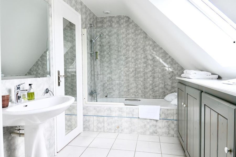 Hotel la Desirade Salle de bain