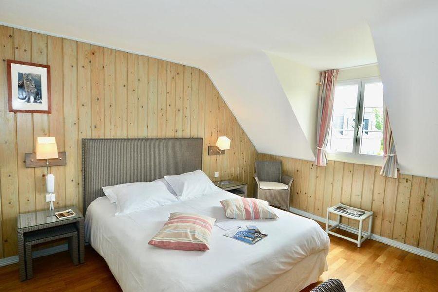 Hotel la Desirade Chambre