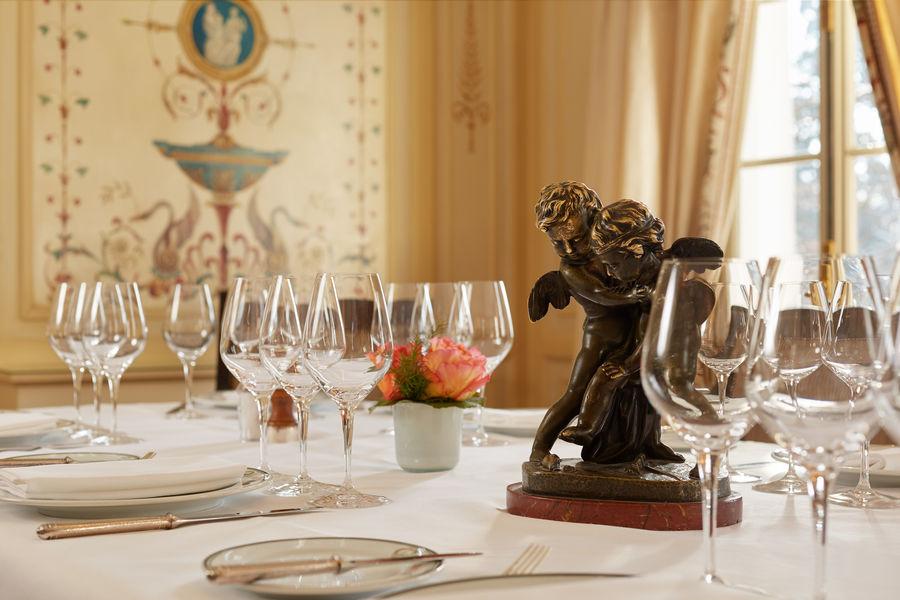 Restaurant Laurent Salon Elysée
