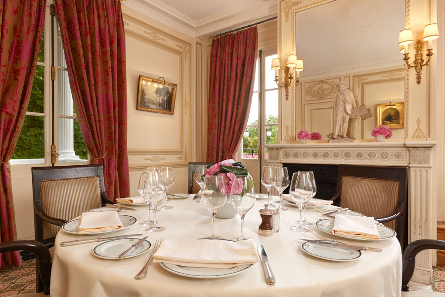Restaurant Laurent Salon Matignon