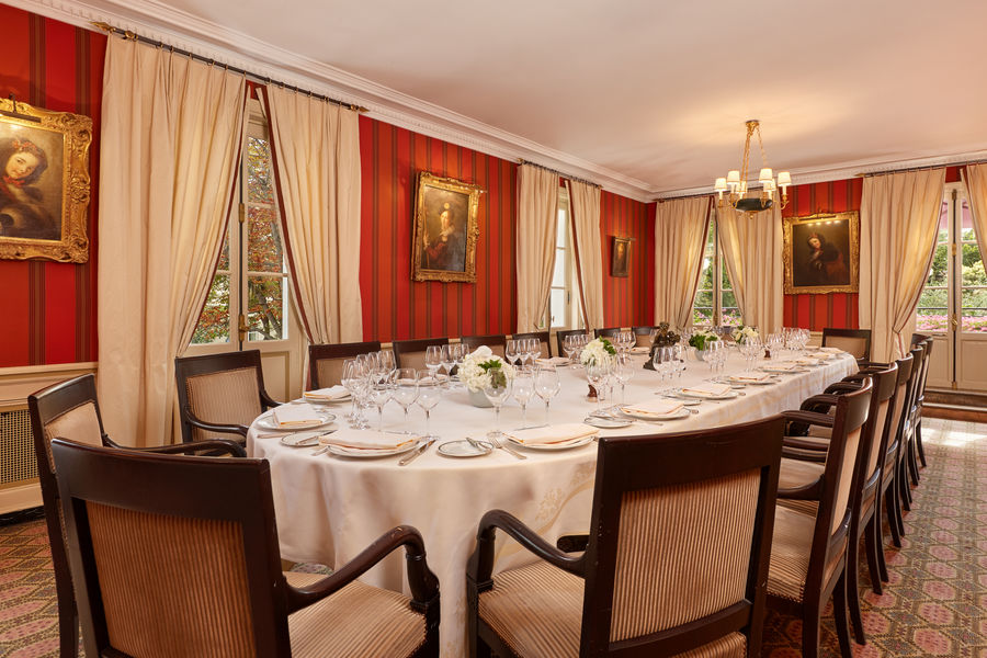 Restaurant Laurent Salon Gabriel