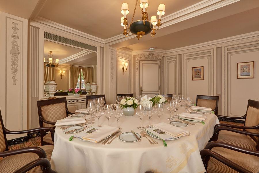 Restaurant Laurent Salon Marigny