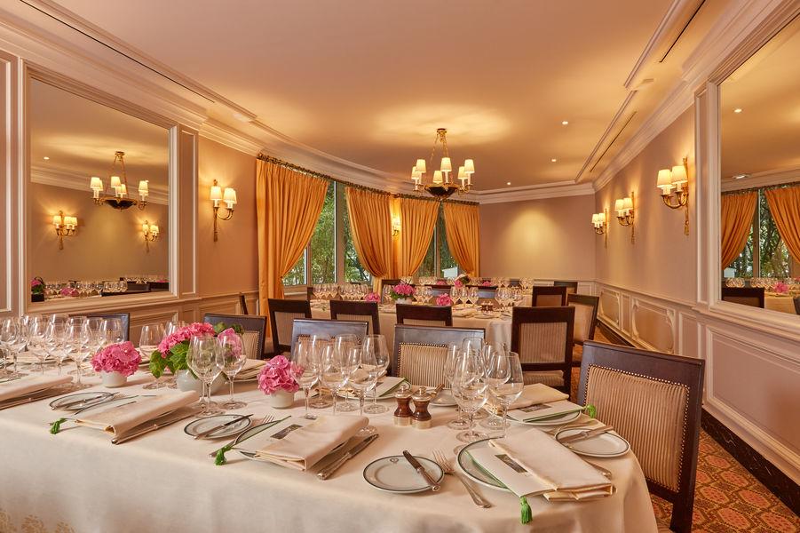 Restaurant Laurent Salon Impérial capacité 60 personnes