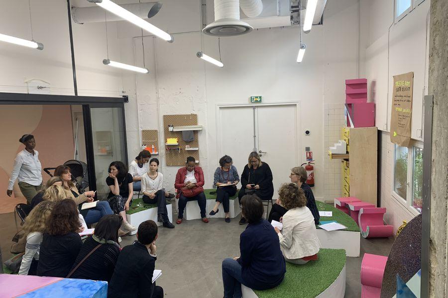 The Sun Project CREATIVE ROOM jusqu'à 25 personnes