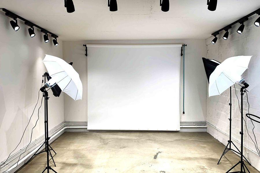 The Sun Project Studio Photo 35 m2