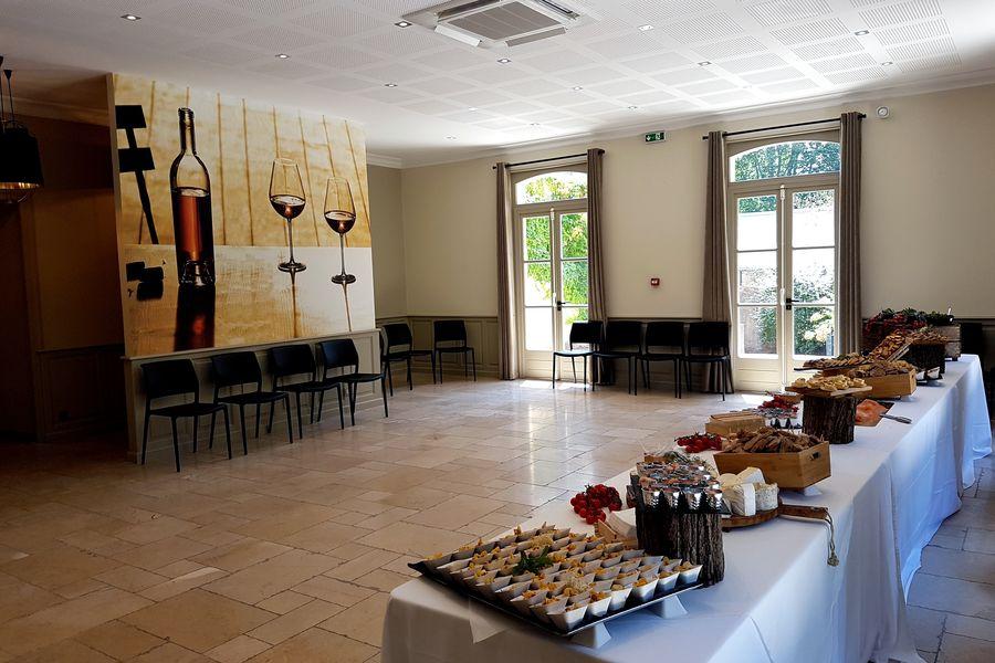 La Maison des vins Salle Jardin