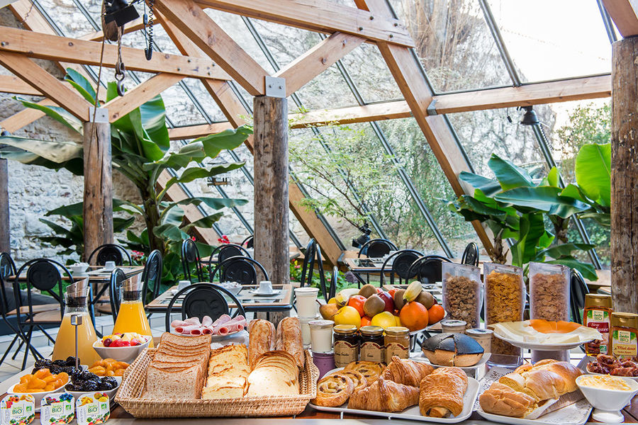 Hotel Saint Nicolas Petit-déjeuner