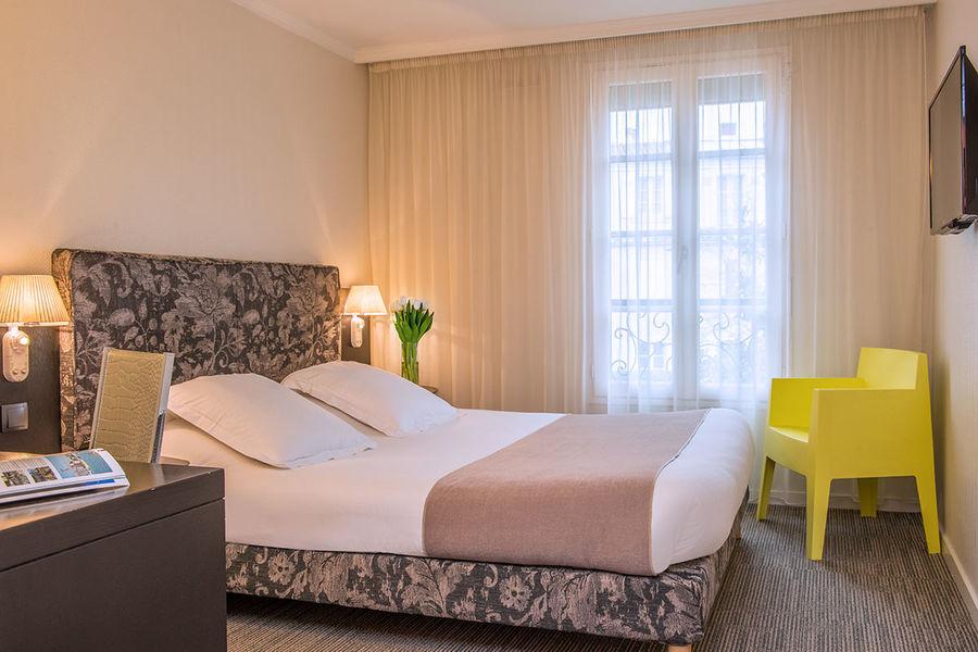 Hotel Saint Nicolas Chambre