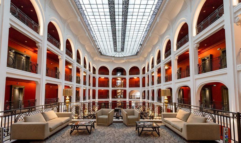 Le Regina Biarritz Hotel & Spa – MGallery***** 8