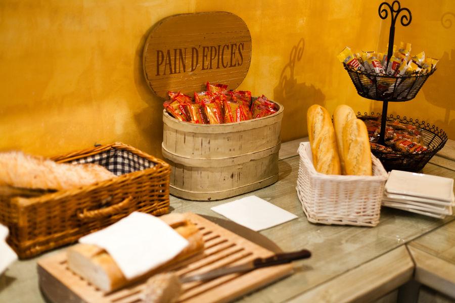 Le Moulin de Moissac  Petit-déjeuner