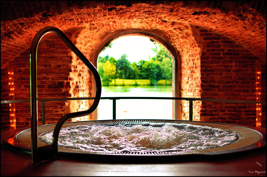 Le Moulin de Moissac  Spa