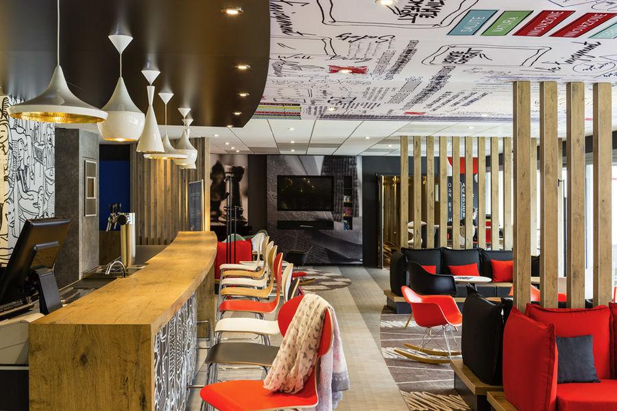 Ibis Thalassa Quiberon Bar