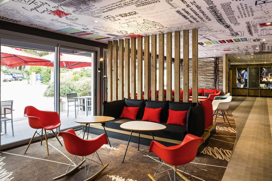 Ibis Thalassa Quiberon Espace Lounge