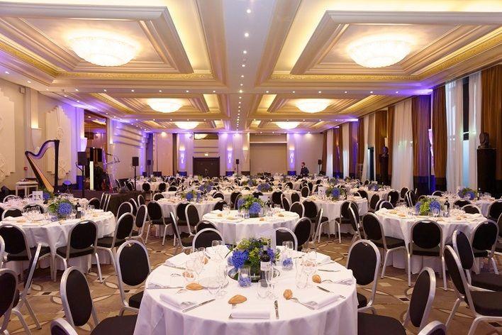 Domaine le Lyon Vert Grand Cercle dîner de Gala