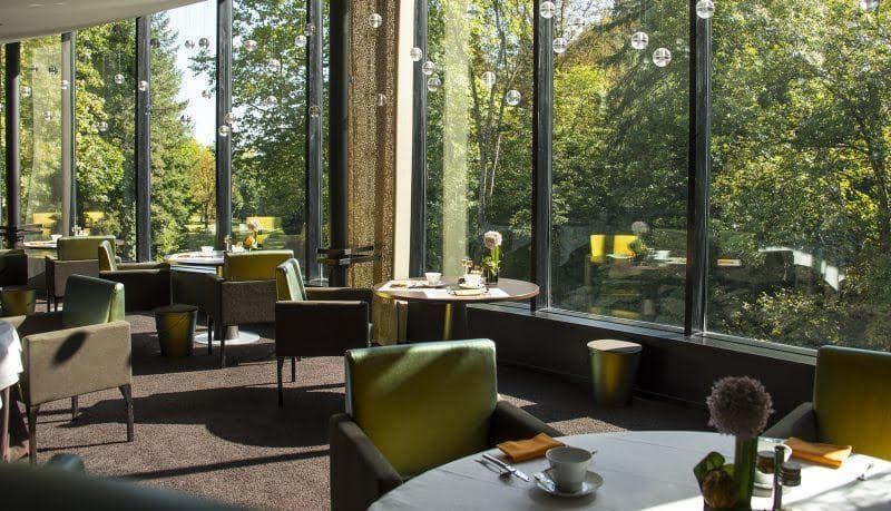 Domaine le Lyon Vert Salon du parc