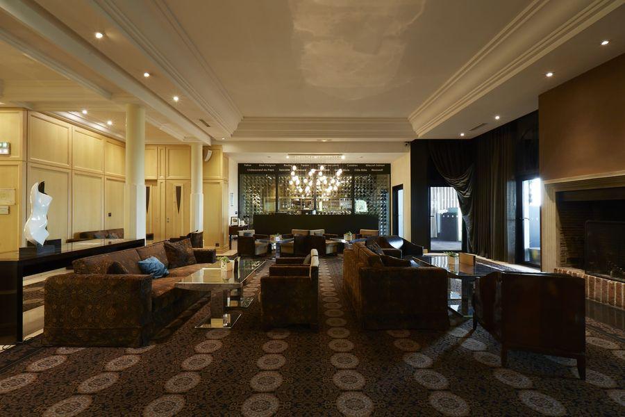 Domaine le Lyon Vert Espace Lounge