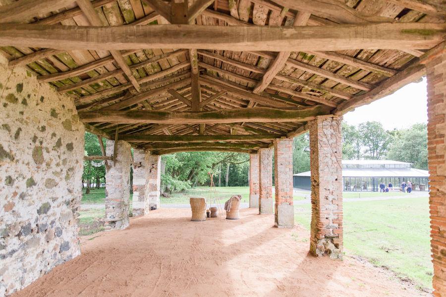 Le Pavillon de l'Oiselinière Le Préau et Le Pavillon